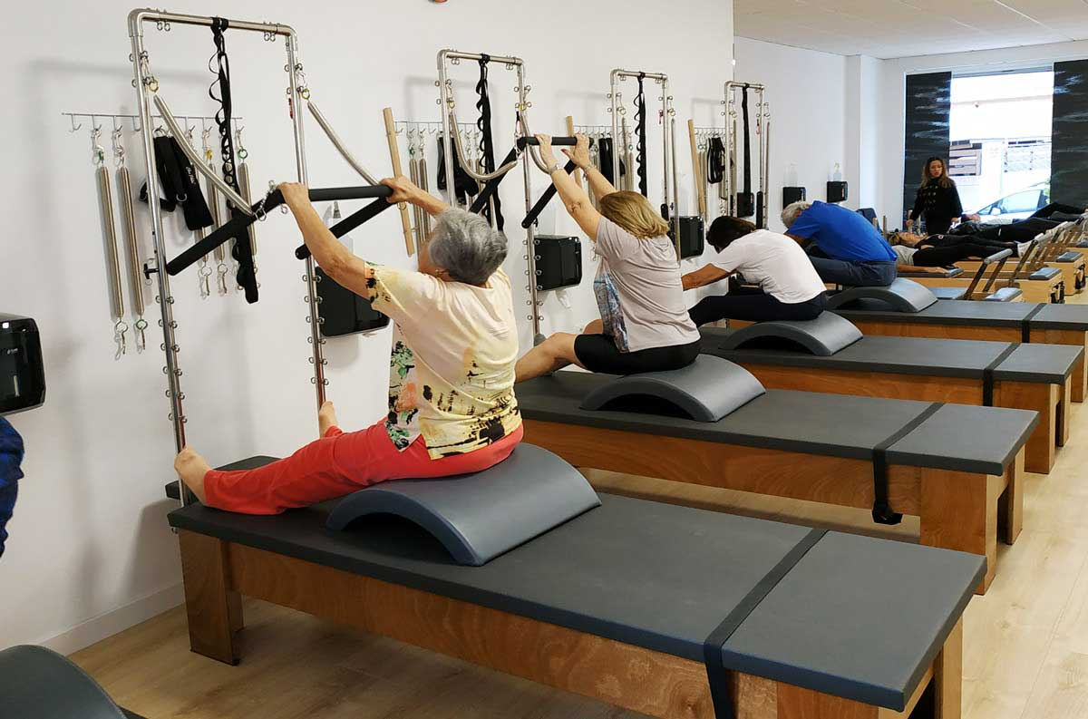pilates classes in fuengirola